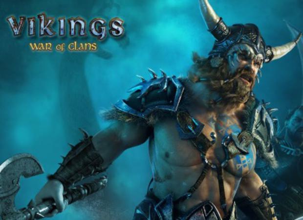 Jouer à Vikings: War of clans