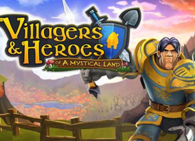 Jouer à Villagers & Heroes