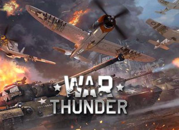 Jouer à War Thunder