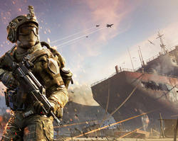 Warface sort la bande originale Red Sand