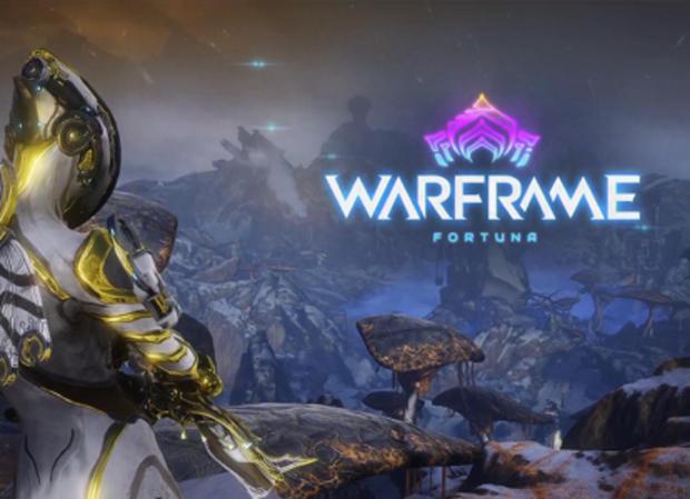 Jouer à Warframe