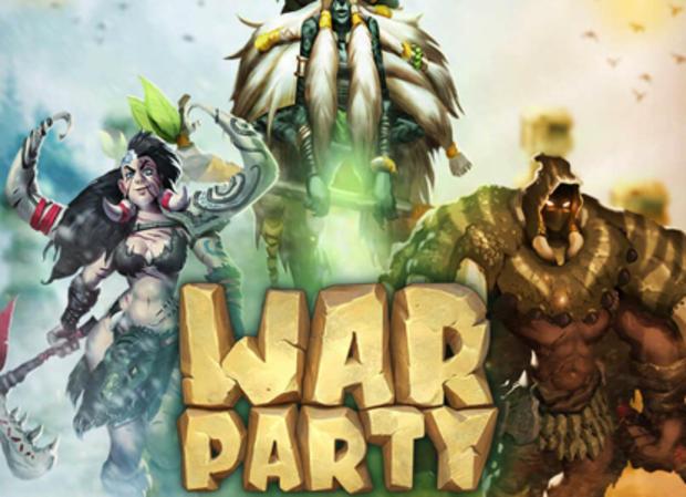 Jouer à Warparty