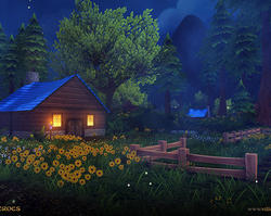 Wellspring extension du MMO Villagers & Heroes en Mai