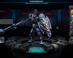 Wild Buster : Heroes of Titan Nouveau MMO Hack & Slash