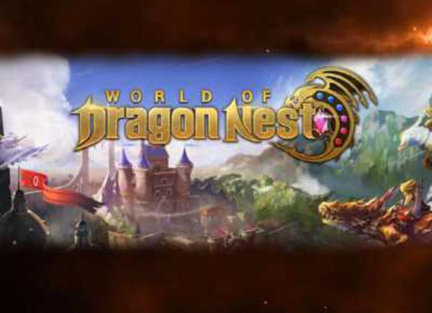 Jouer à World of Dragon Nest