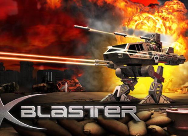Jouer à XBlaster