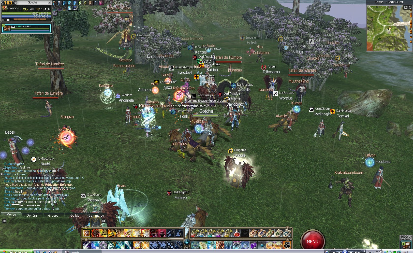 Images de Rappelz - Screenshots - MMORPG.fr Parade