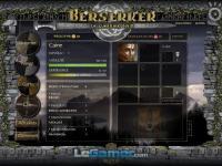 capture du jeu : Berserker_0