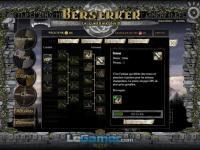 capture du jeu : Berserker_1