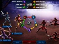 capture du jeu : Marvel : Avengers Alliance_1