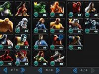 capture du jeu : Marvel : Avengers Alliance_6