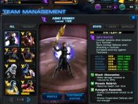capture du jeu : Marvel : Avengers Alliance_7