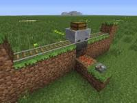 capture du jeu : Minecraft_1