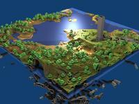 capture du jeu : Minecraft_2