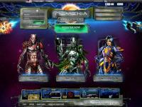 capture du jeu : Nemexia Evolution_0