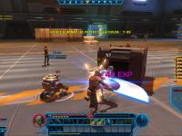 capture du jeu : Star Wars The Old Republic_5
