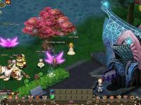 capture du jeu : Crystal Saga_1