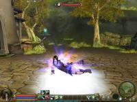 capture du jeu : Crystal Saga_3