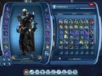 capture du jeu : DC Universe_1