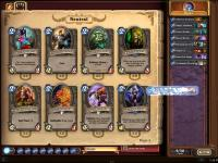 capture du jeu : Hearthstone Heroes of Warcraft_1