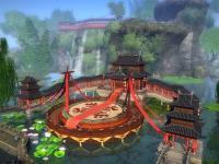 capture du jeu : Age of Wulin_1
