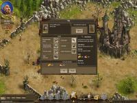 capture du jeu : The Settlers Online_2