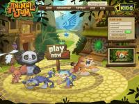 capture du jeu : Animal Jam_0