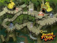 capture du jeu : Animal Jam_1