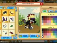 capture du jeu : Animal Jam_5