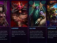 capture du jeu : Heroes of the Storm_1
