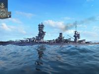 capture du jeu : World of Warships_3