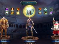 capture du jeu : Magerealm_2