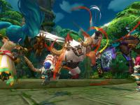 capture du jeu : Dragomon Hunter_4