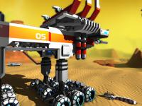 capture du jeu : RoboCraft_3