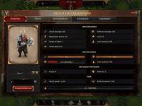 capture du jeu : Legends of Honor_4
