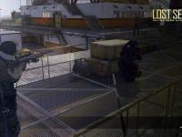 capture du jeu : Lost Sector_1