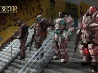 capture du jeu : Lost Sector_2