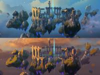 capture du jeu : Cloud Pirates_7