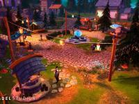 capture du jeu : Legends of Aria_0