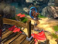 capture du jeu : Legends of Aria_2