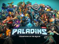capture du jeu : Paladins Champions of Realm_9