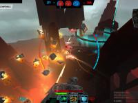capture du jeu : Galactic Junk League_10