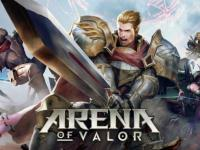capture du jeu : Arena of Valor_0