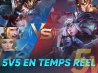 capture du jeu : Arena of Valor_3