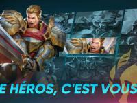 capture du jeu : Arena of Valor_4