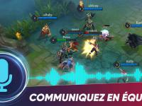 capture du jeu : Arena of Valor_5