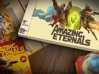 capture du jeu : The Amazing Eternals_8