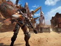 capture du jeu : Raiders of the Broken Planet_9