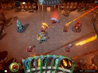 capture du jeu : Hand of the Gods _0