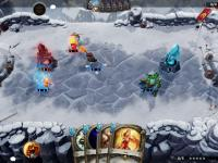 capture du jeu : Hand of the Gods _1